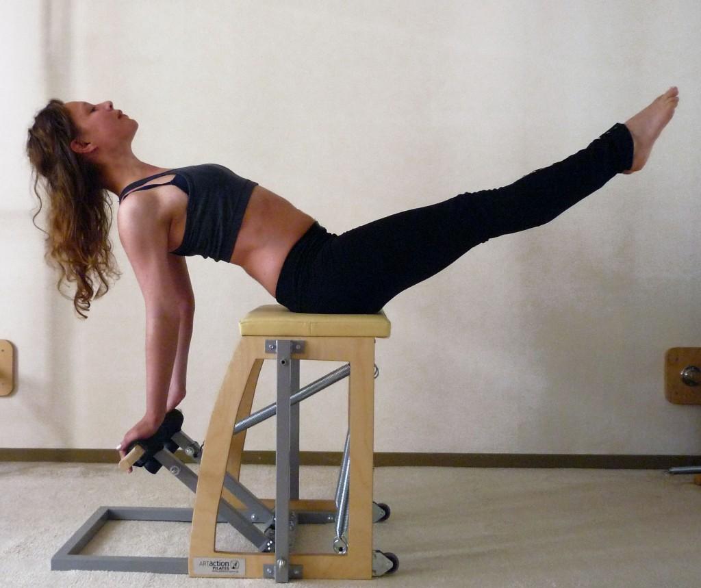 Pilates voor dansers
