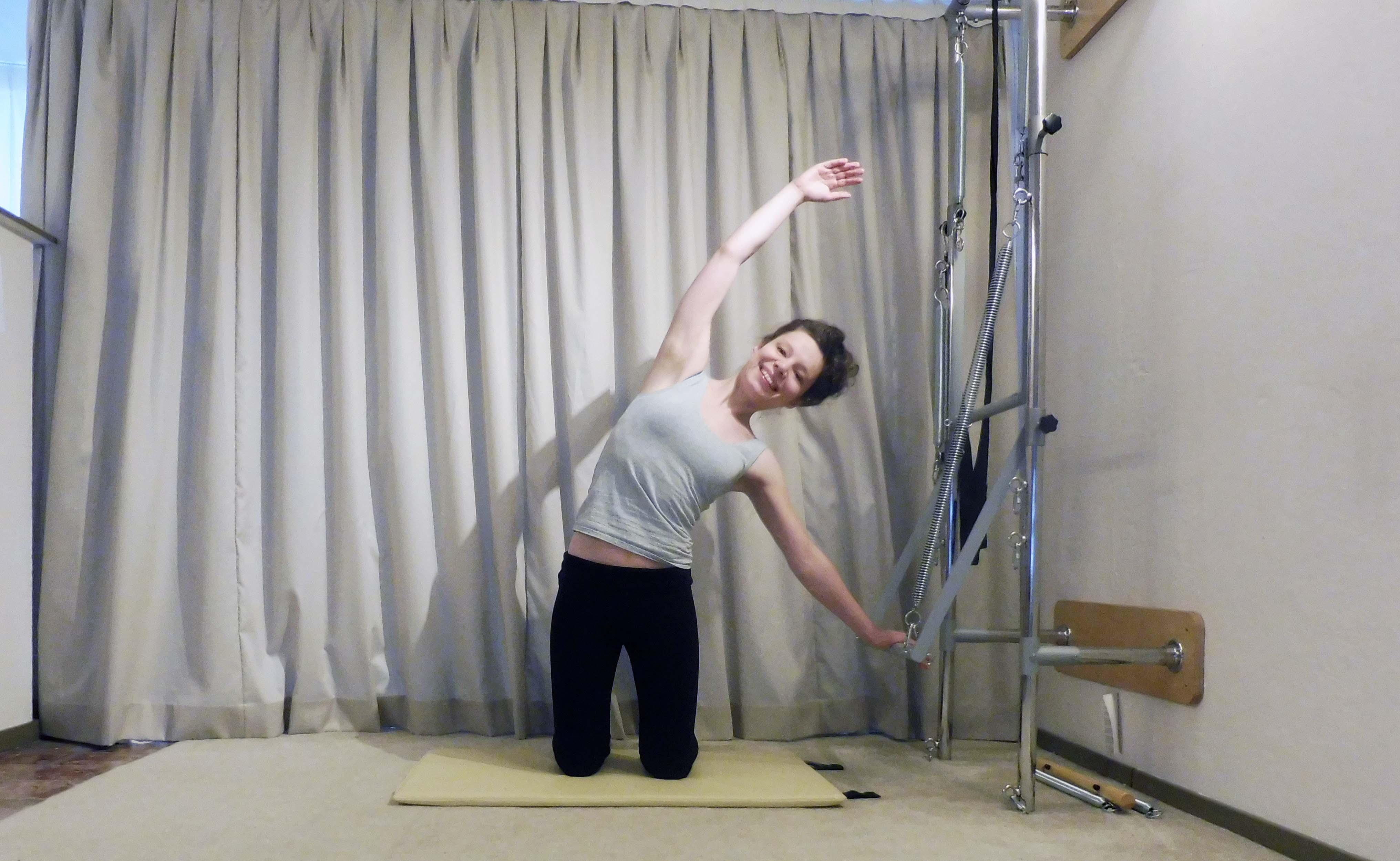 pilates voor gezonde schouders