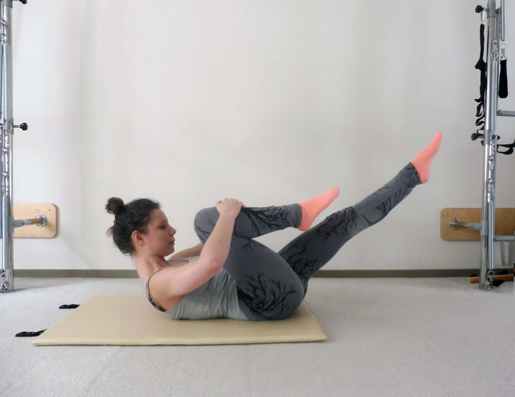 One Leg Stretch
