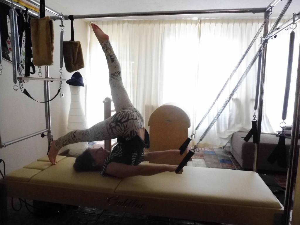 Control Balance met behulp van de armveren